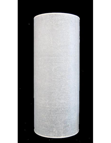 Abat-jour froissé Diam 300 H 750 MM