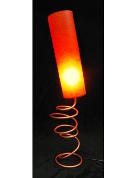 Lampe «ZE» Cuivre
