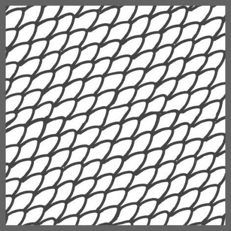 Motif design Petites ECAILLES