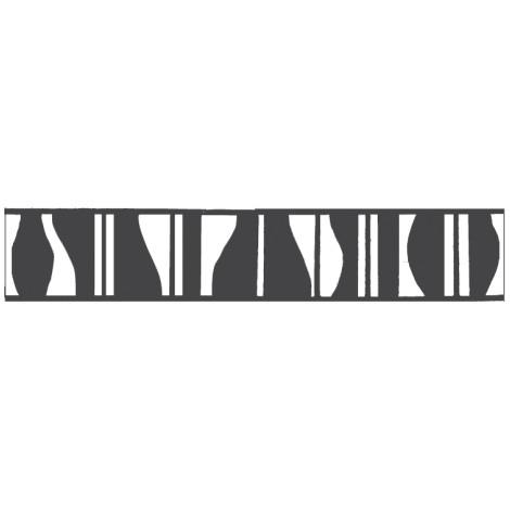 Motif design Frise CODA