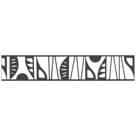Motif design Frise AQUI