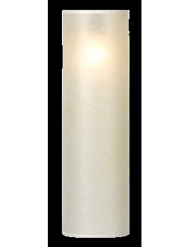 Abat-jour design froissé Diam 150 H 500 MM