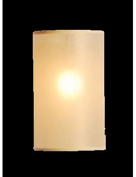 Abat-jour design froissé Diam 150 H 250 MM