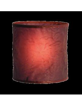 Abat-jour design gaufré, Diam 150 H 150 MM