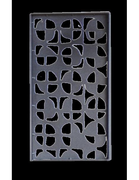Moucharabieh design 015 claustras moucha d coration - Moucharabieh metal ...