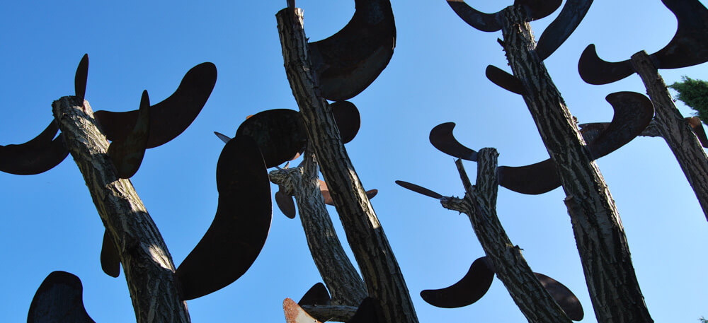 Sculpture Pescatore