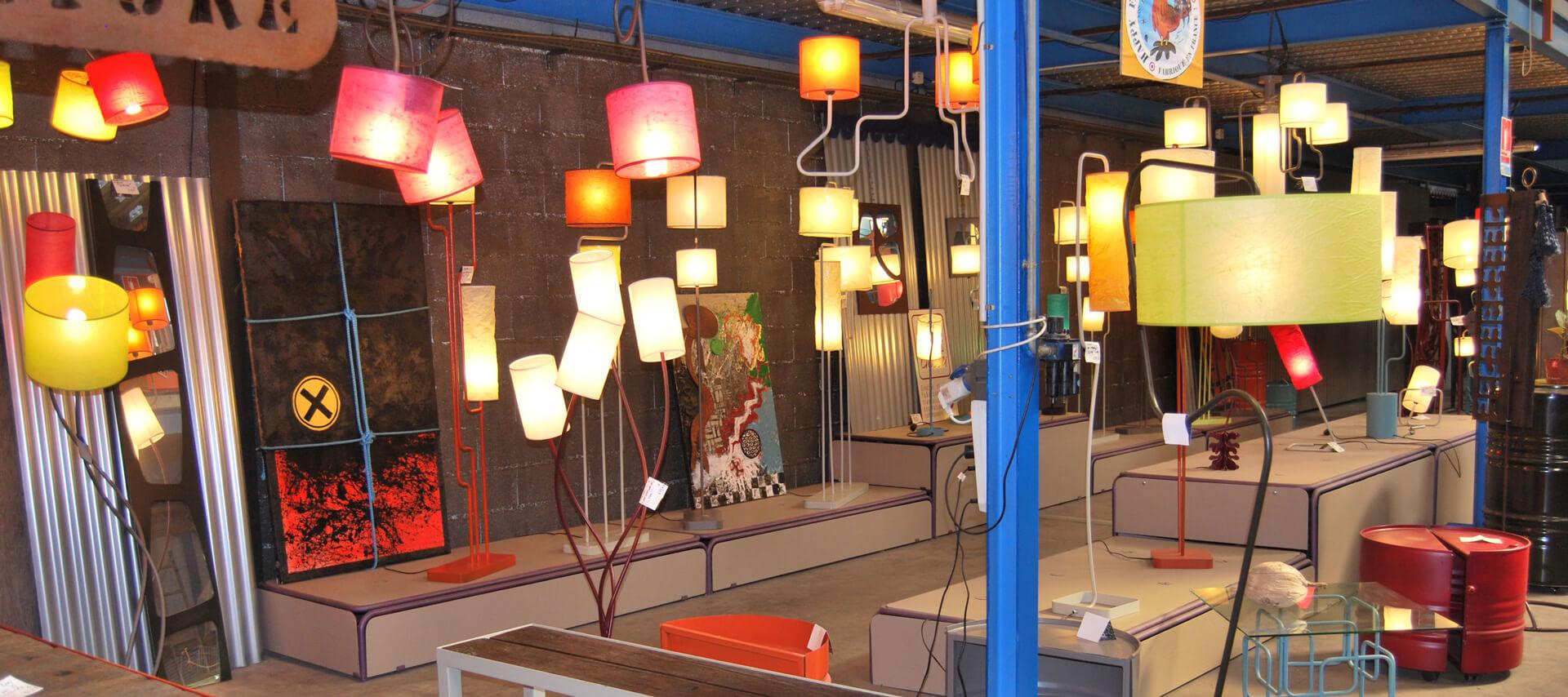 Pescatore luminaires et mobilier design